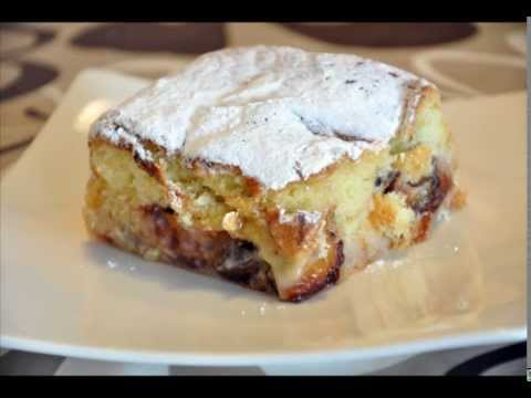 How to make Recipe Plum Cake, Quick and Easy Cake, Fresh or Frozen Fruit Desert Recipe, ROKCO
