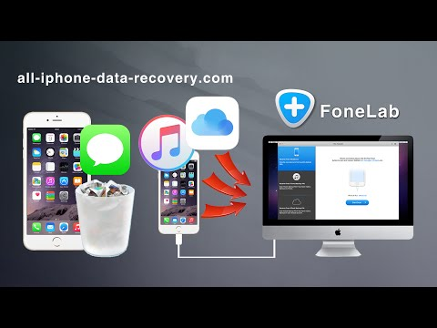 3 Way to Recover Messages from iPhone 6 Plus - SMS Text Messages Recovery for iPhone