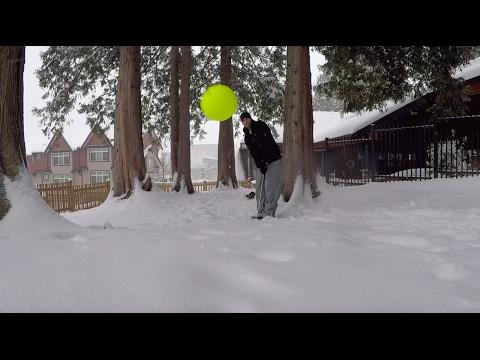 Snow Golf - On Point!