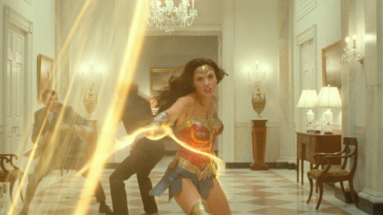 Wonder Woman 1984 – Official Trailer