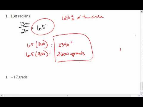 PC 6.1 (5 of 5) Angle Measure - Degrees, Radians and Grads.mp4