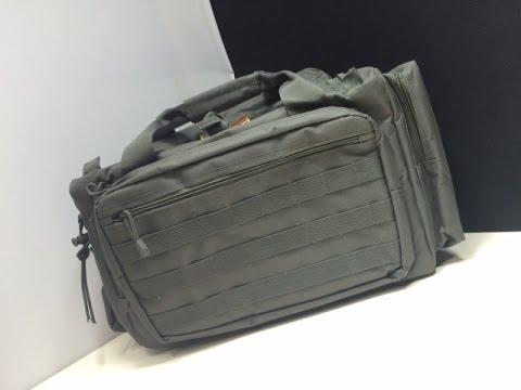 NcSTAR Range Bag: Gear Bag, Bug-Out Bag, Range Bag and More