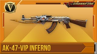 Crossfire: Legends | Tổng quan AK-47-VIP Inferno (VIP)