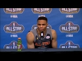2018 Russell Westbrook Most SAVAGE Interviews