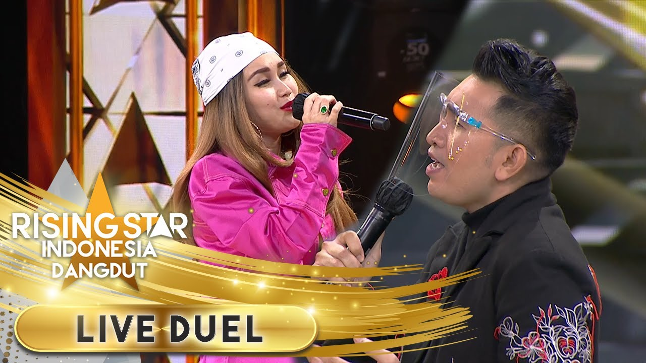Download Duet Faris dan Ayu Ting Ting [Cuma Kamu] | Live Duel | Rising Star Indonesia Dangdut MP3 Gratis