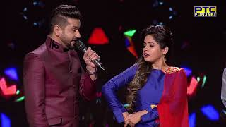 Roshan Prince | Miss Pooja | LIVE | Studio Round 18 | Voice Of Punjab 8 | PTC Punjabi