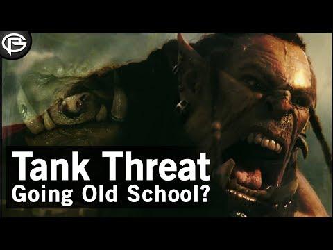 Tank Threat Matters Again? - BfA