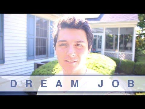 I Landed My Dream Job!