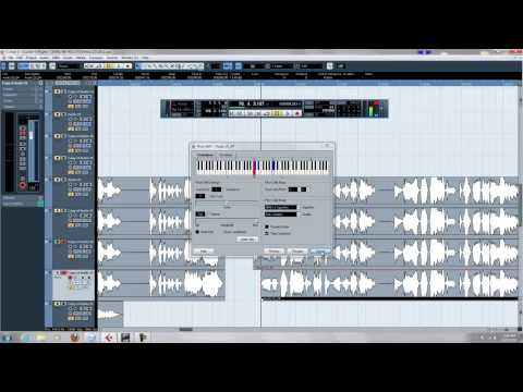 Creating Harmonies with singing pt1