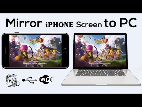 ✅✅ NEW Best Methods 2017 to Share iphone screen to PC free│Screen Mirroring│Airplay - Wikizone
