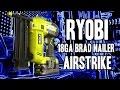 Ryobi P320 - AirStrike 18ga Brad Nailer - 18v ONE+