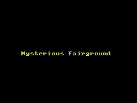 Mysterious Fair Ground Review for the Sinclair ZX Spectrum by John Gage