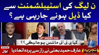 Tajzia With Sami Ibrahim Full Episode | Arif Hameed Bhatti latest Interview | BOL News