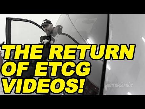 The Return of ETCG Videos!