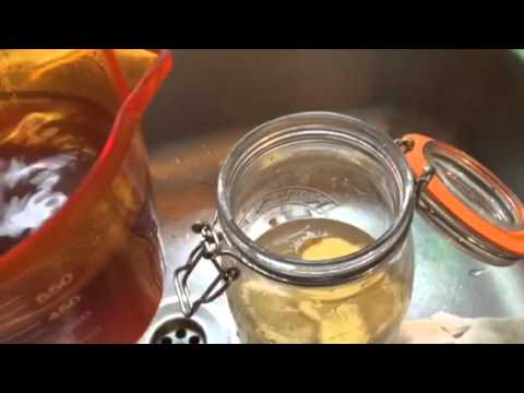 How i make water-kefir