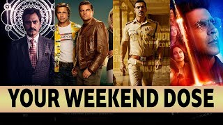 Your Weekend Dose: Mission Mangal To Sacred Games 2 All That You Can Watch