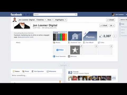 How to Create a Facebook Timeline Featured App