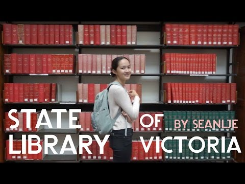 State Library of Victoria | Melbourne Snapshots