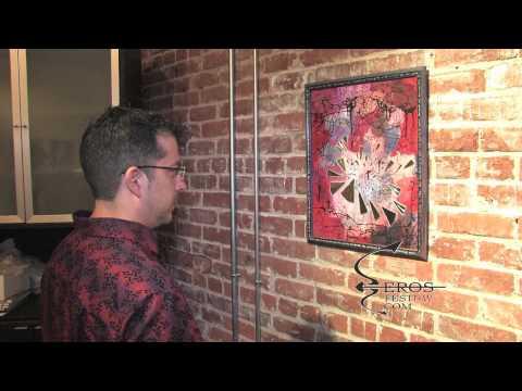 Eros Fest Northwest Opening Night Art Exhibit