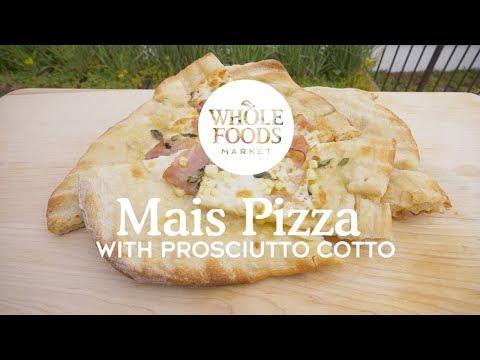 Mais Pizza | Chef Lachlan MacKinnon-Patterson l Whole Foods Market