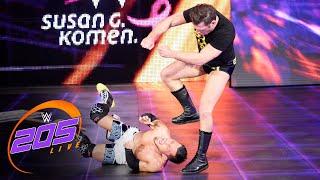 Drew Gulak attacks Akira Tozawa: WWE 205 Live, Oct. 10, 2017