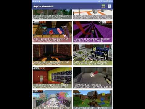 Maps for Minecraft PE & PC - Android & iOS