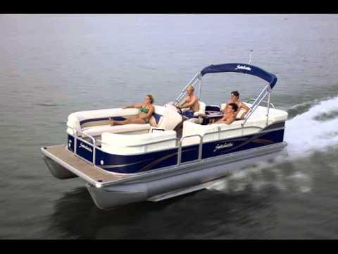 Pontoon Boat Kits   Aluminum Pontoons Docks Work Boats