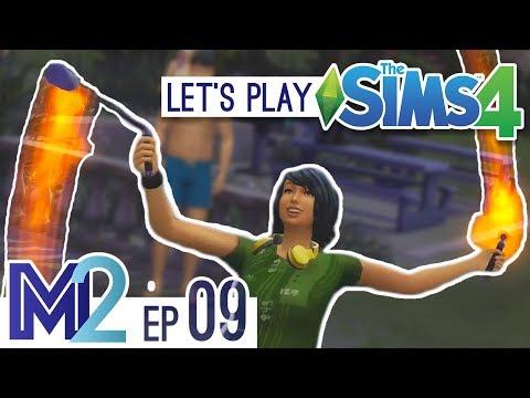 Let's Play The Sims 4 - Bonding Time (Eden-Cho Season 3 Ep 9)