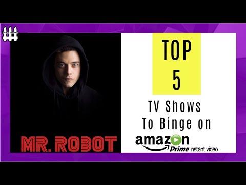 Top 5 TV Shows To Binge On Amazon Prime