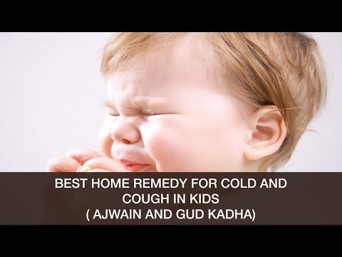 Best Home Remedy for Cold and Cough