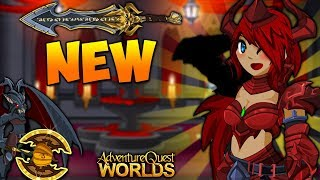 NEW!!! EPIC ITEMS and 🔥 Eternal Flame cape 🔥 AQW AdventureQuest