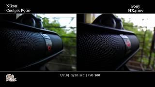 Sony HX400v vs Nikon P900 | Photo comparison