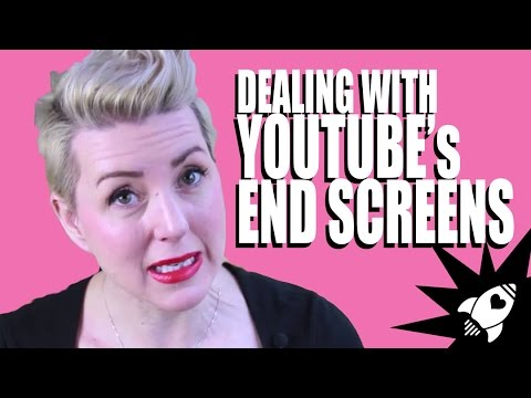 How To Use YouTube End Screens | Truly Social with Tara