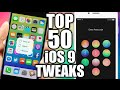 TOP 50 FREE Cydia Tweaks Compatible With iOS 9 - 9.0.2 JAILBREAK