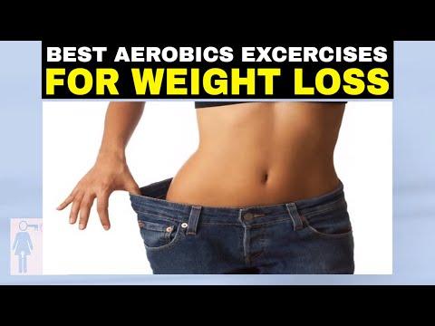 एरोबिक्स के फ़ायदे और वज़न घटने के तरीक़े | Best Aerobics Exercises For Weight Loss | U Me & Health |