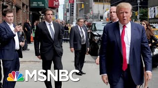 Trump Announces He's Leaving New York, And New Yorkers Seem Fine With It   Deadline   MSNBC