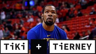 Kevin Durant's Big Decision Is Near | Tiki + Tierney