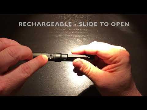 Streamlight Microstream USB Part Number 66601