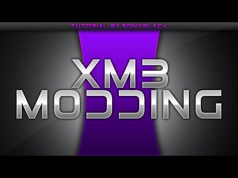 PS3 XMB MODDING