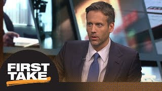 Max: Jerry Jones is a 'fraud' on the national anthem issue | First Take | ESPN