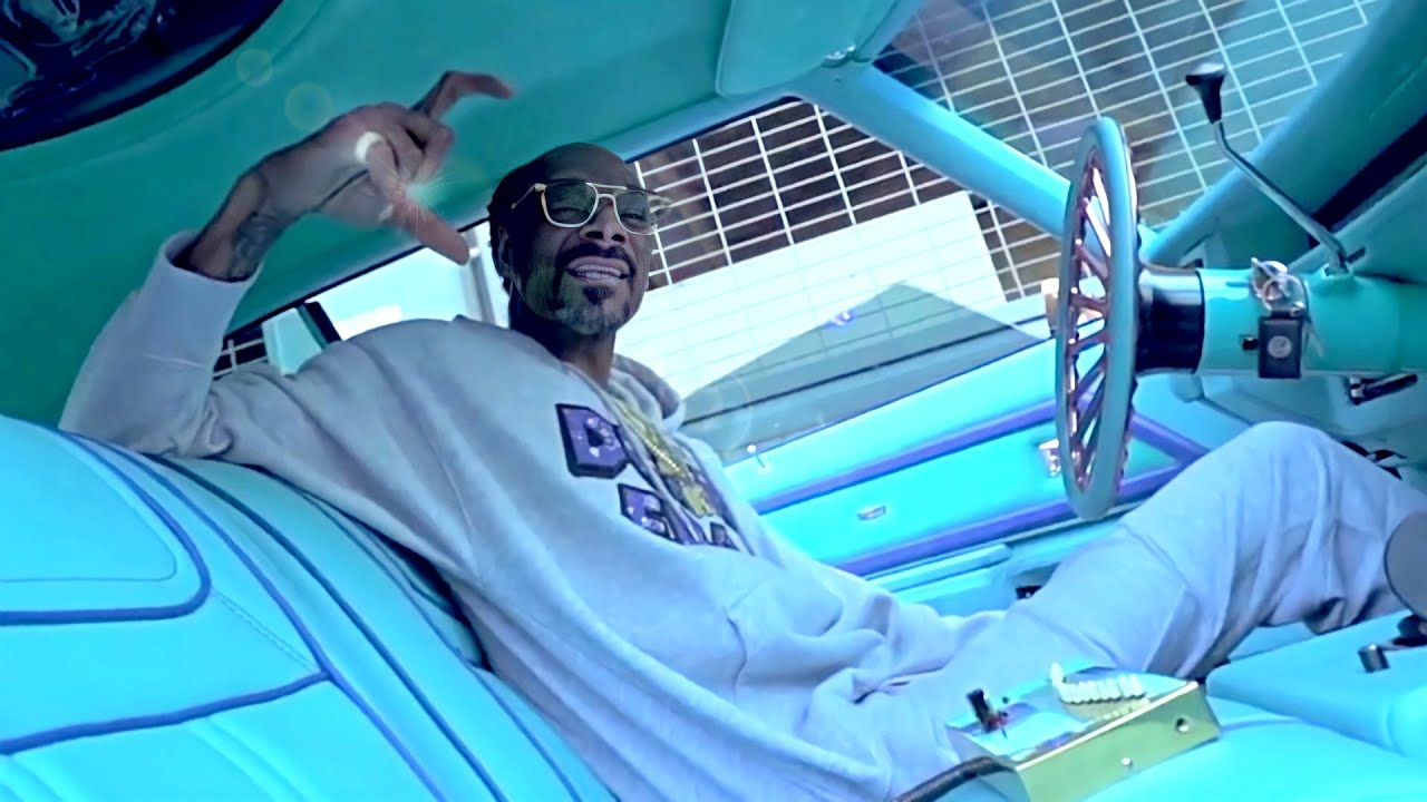 Snoop Dogg, Pop Smoke, DaBaby - Losin' Control ft. T.I.