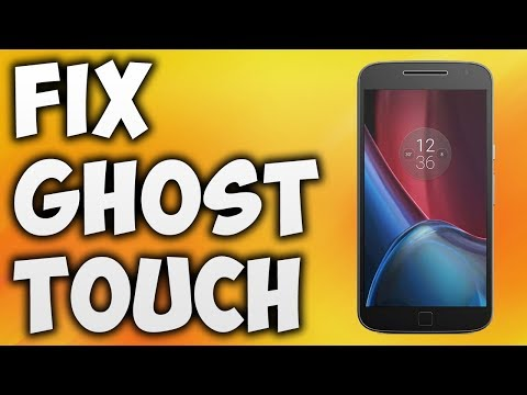 How To Fix Moto G4 Plus Ghost Touch Issue - Solve Moto G4 Plus Ghost Touch Problem (Easy Solution)