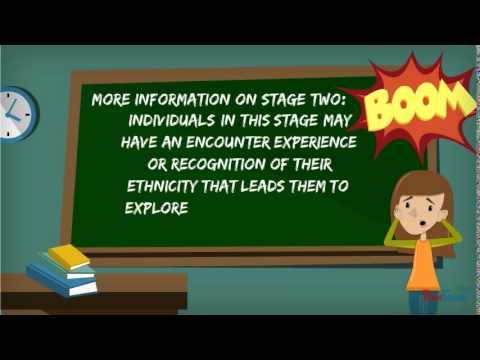 Phinney's Model of Ethnic Identity Development