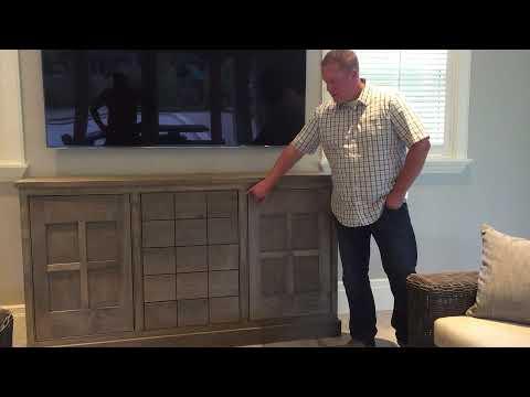 DIY Driftwood Furniture