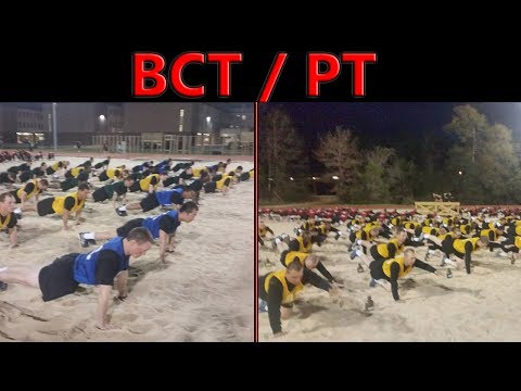 Will Army Basic Training Get You In Shape?