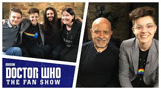 LGBTQ In The Worlds Of Doctor Who - Doctor Who: The Fan Show