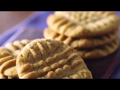 HEIRLOOM RECIPE Peanut Butter Cookies