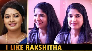 Easwer விட Sri தான் comfortable... | Devathaiyai Kanden Actress Shyamili Nayar Interview Part2