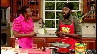 Tarrus Rileys Tofu Special - Grace Foods Creative Cooking