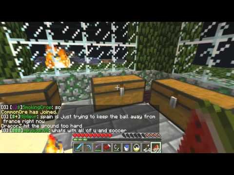 Minecraft Multiplayer Server